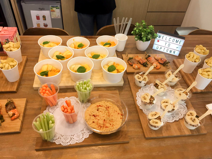 best healthy meal high-end catering service in hong kong