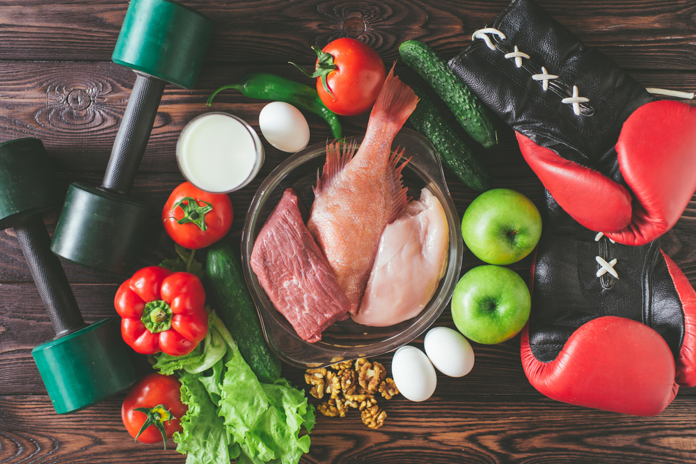 SPORTS NUTRITION: PROTEIN
