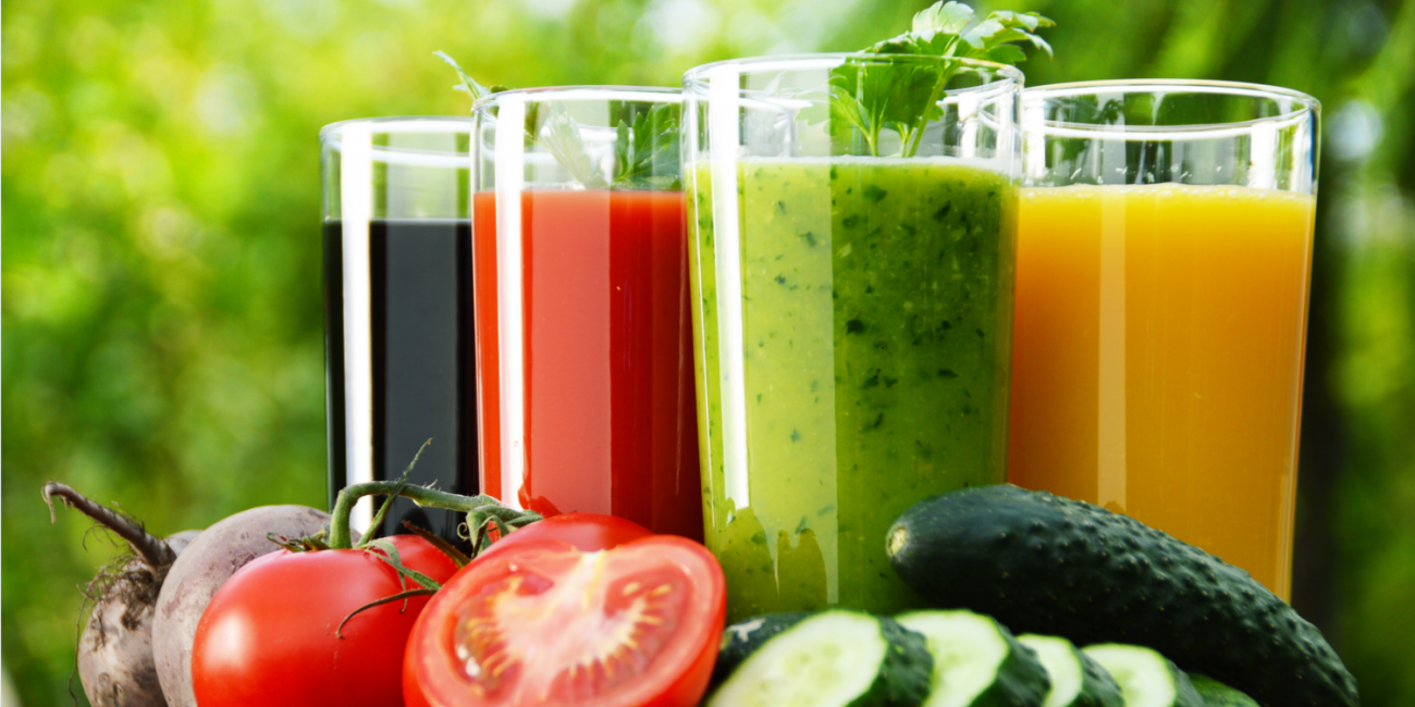 The Sugar Trap: Juices & Smoothies