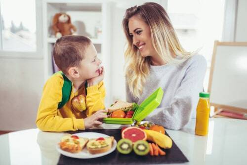 Healthy Meals For Child Nutrition