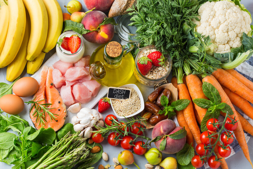 dash diet healthy meal plans in hongkong recommended by dieticians